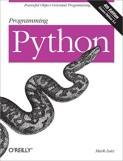 Mark Lutz, Programming Python